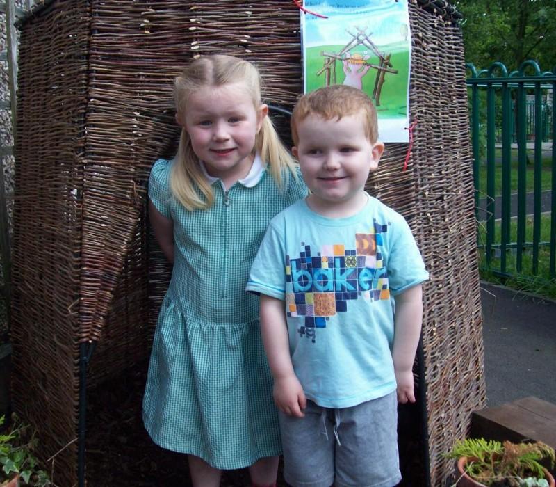St Catherine's Nursery in Leyland, Lancashire