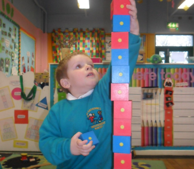 Building towers and imagination