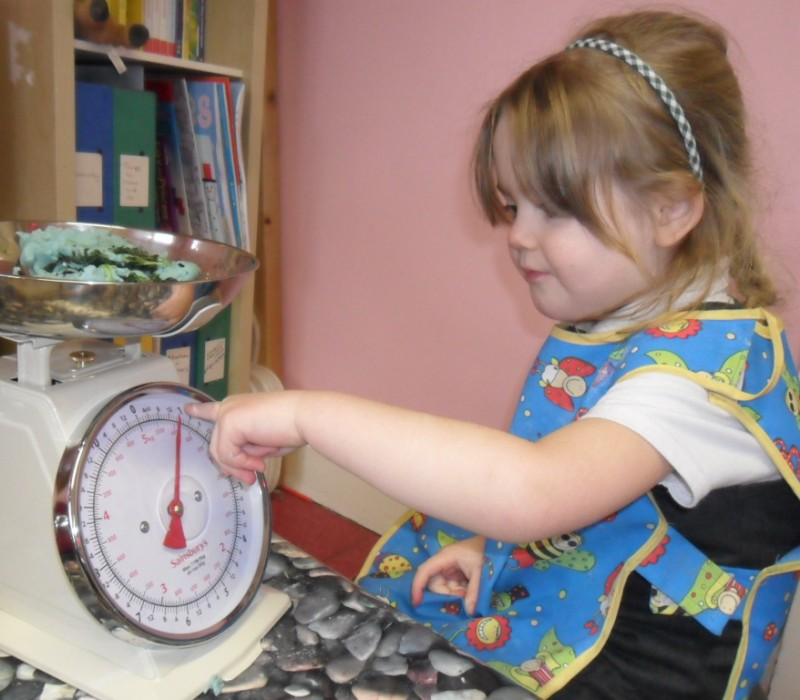 First steps in science and maths